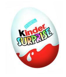 Zelfs een ei heeft uitstraling!