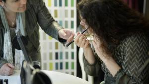 make-up advies, limburb, visagie