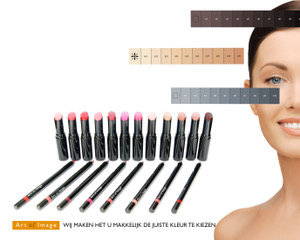 Meer zichtbaar door make-up